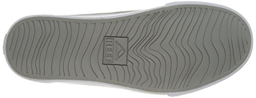 Reef Ridge - Zapatillas de Deporte de canvas hombre Gris (Grey)