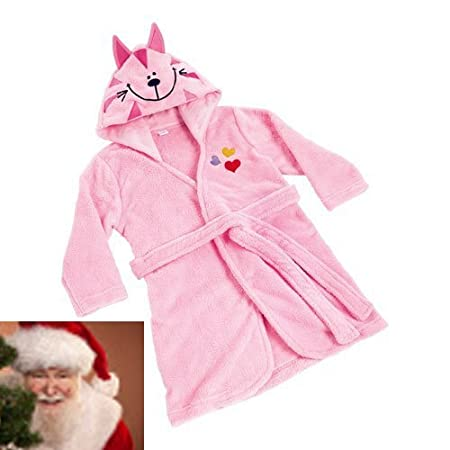 f029ab5d67 Ella Ballerina Twinkle Bathrobe or Dressing Gown Dual Purpose   Amazon.co.uk  Kitchen   Home