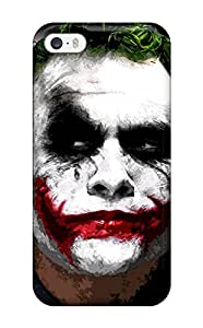 Premium Durable The Joker Fashion Tpu Iphone 5/5s Protective Case Cover 7012656K28197474