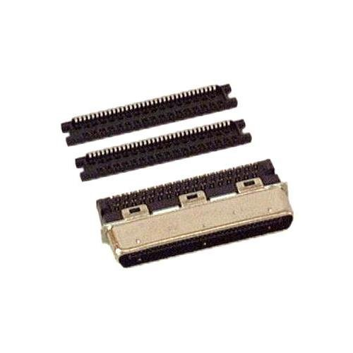 Ultra Wide SCSI 68 pin .8mm Male connector by ieCables
