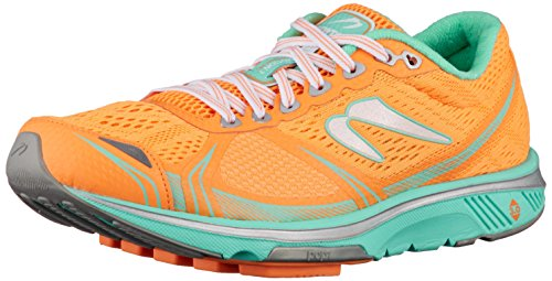 Newton Running Women's Motion 7 Orange/Silver 11.5 B US