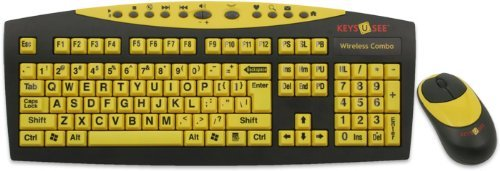 keys u see wireless keyboard