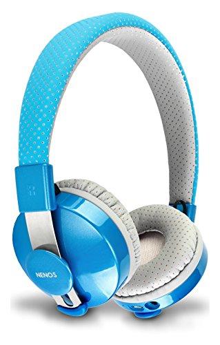 Kabellose Kopfhörer mit Bluetooth Kopfhörer für Kinder Kids Lightweight Premium Kopfhörer Headset Schule für Kinder mit Ton für Smartphones Tablet Kopfhörer Kopfhörer für Kinder