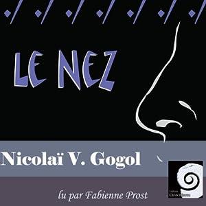 Le nez | Livre audio