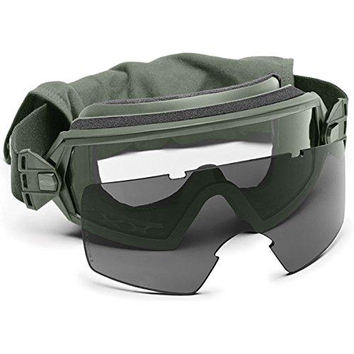 Smith Optics Elite Outside the Wire (OTW) Goggles, Clear/Gray, Foliage Green -