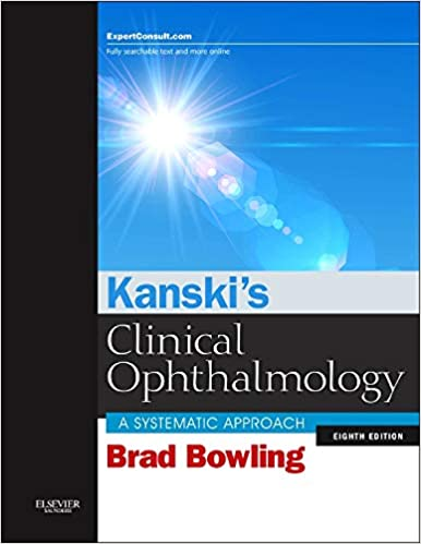 kanski s clinical ophthalmology a systematic approach