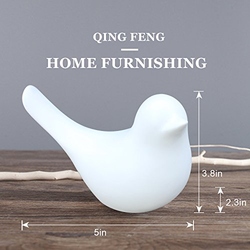 Buy bird ceramic figurine