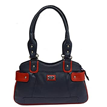 d641e24b5dab Buy Rich Born Steel Grey Colour Fashionable Ladies Bag. Online at Low  Prices in India - Amazon.in