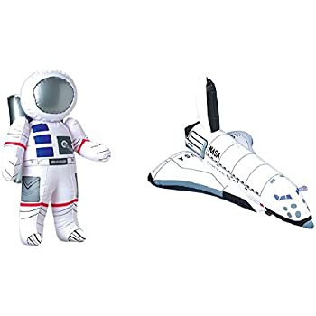 Amazon.com: Outer Space PARTY DECORATIONS - Inflatable ...