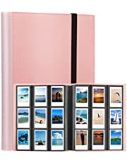 432 Pockets Photo Album for Fujifilm Instax Mini Camera, Polaroid Camera, for Fujifilm Instax Mini 11 90 70 9 8+ 8 LiPlay Instant Camera, Polaroid Snap SnapTouch PIC-300 Z2300 Instant Camera (Pink)