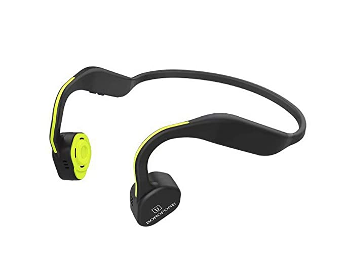 Amazon.com: Bone Conduction Bluetooth Headset Neck-Mounted Wireless Ipx6 Waterproof Headphones Stereo Music Headphones Running, Riding, Driving: Home Audio ...
