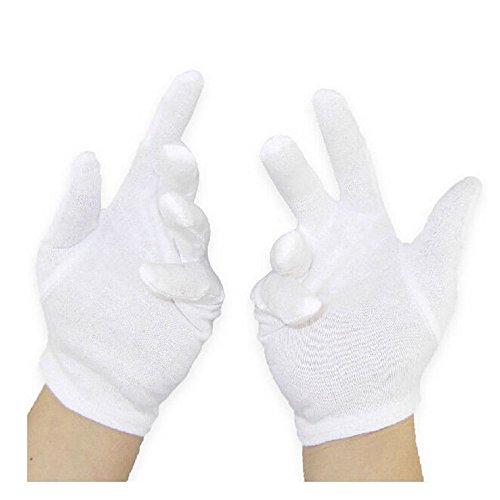 Overnight moisture gloves