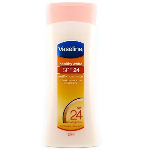Vaseline Healthy White Spf 24 Triple Lightening Body Lotion 200Ml