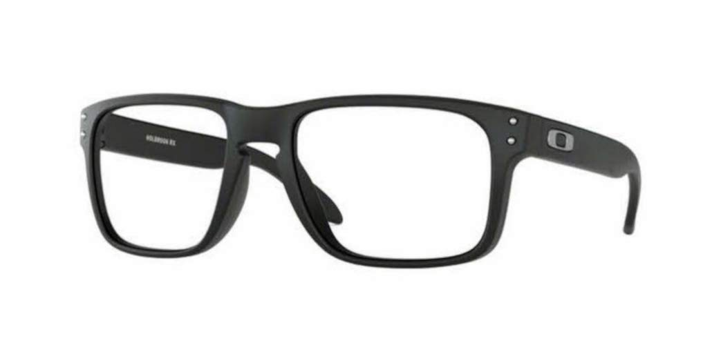 Oakley Holbrook Rx (Matte Black) 0.75mm Pb Leaded Glasses X-Ray Radiation Protection Safety | AR Anti-Reflective Fog Free Lenses: Industrial & Scientific