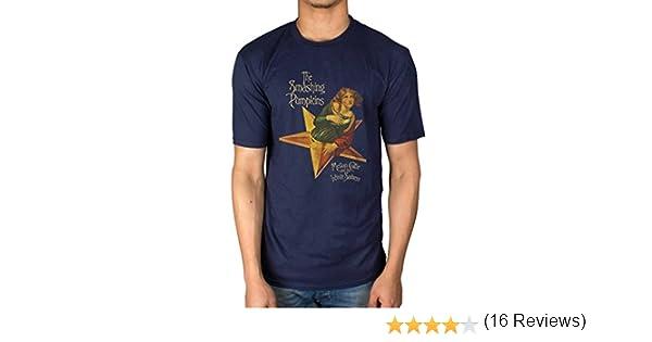 Official Smashing Pumpkins Mellon Collie T-Shirt: Amazon.es: Ropa ...