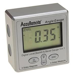Amazon Com Accuremote Digital Electronic Magnetic Angle