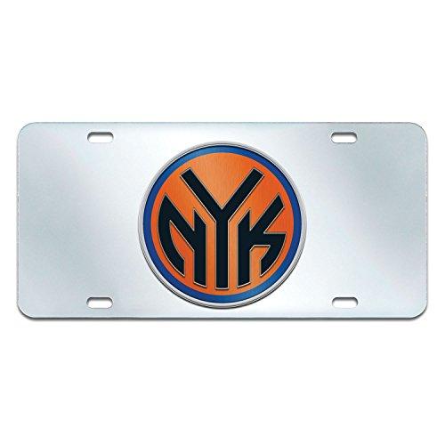 Fanmats NBA New York Knicks License Plate-Inlaid 6x12 by Fanmats