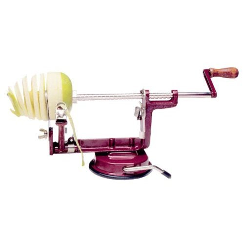 Back to Basics A 505 Apple and Potato Peeler, Red Back to Basics Blue Raspberry Syrup (Discontinued by Manufacturer)