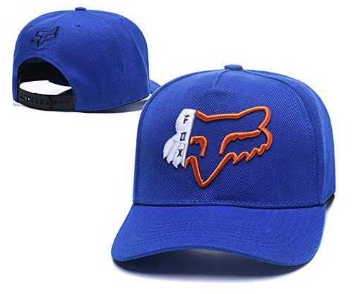 ceeed62d3cc5c Fashion Fox Baseball Cap Women Men Motor Sports Snapback Hat Unisex Cartoon  Pattern Embroidery Hip Hop Hats