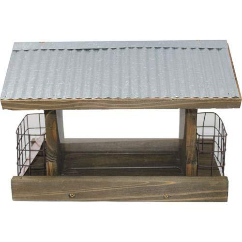 Woodlink 991105 28709 Rustic Farmhouse Ranch Suet Bird Feeder, 9.5