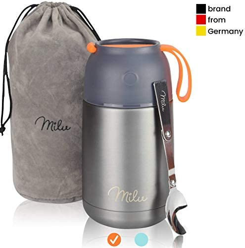 Milu Insulated Stainless Container Funtainer product image