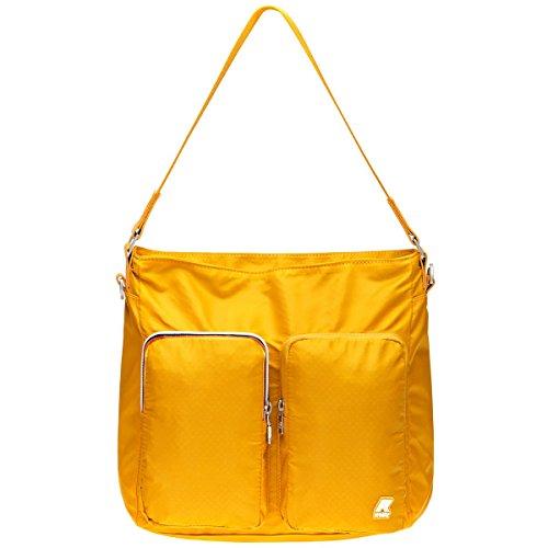 bag shoulder TOUJOURS K mustard yellow K WAY 1qZqHxvw8