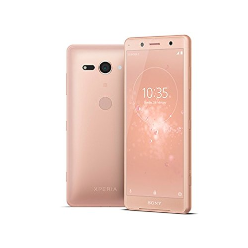 Sony Xperia XZ2 Compact H8314 64GB 5.0' Factory Unlocked Smartphone International Version 4G LTE (Coral Pink)