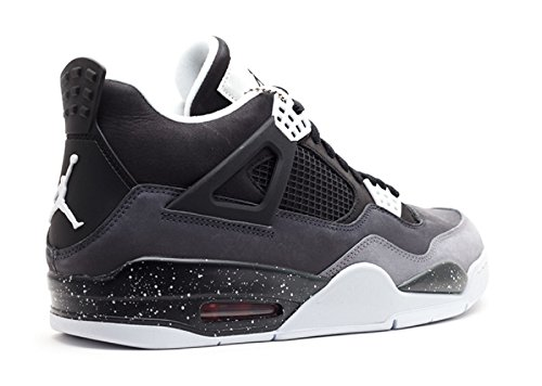 online store 5fd53 a1d28 ... coupon nike air jordan 4 retro fear pack stealth oreo black white cool  a4127 7942f