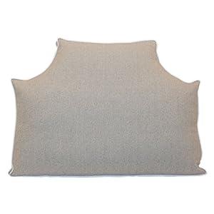 Headboard Pillow - Linen Queen