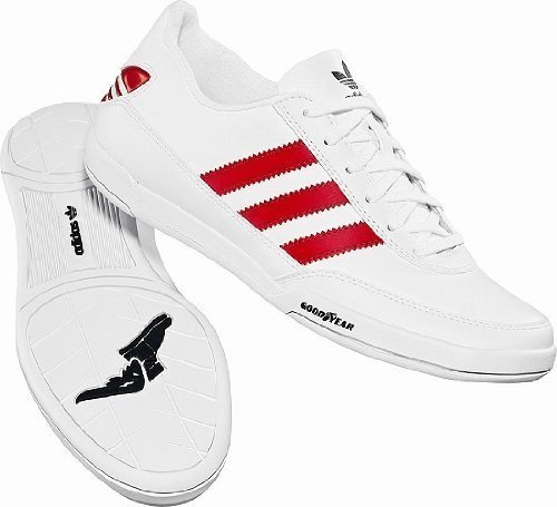 Str 2 Year WhitebiancorossoDf Street 34Uk Good J Adidas JTFlcK1