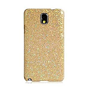 ZL Glitter Skinning Plastic Case for Samsung Galaxy Note 3 N9005 , Pink