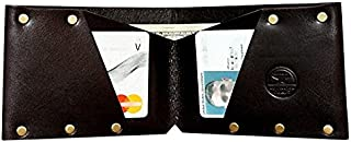 product image for Custom, Slim Bifold Wallet, Leather Billfold, Mens Personalized Wallets