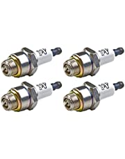 Briggs & Stratton 796112-4pk Spark Plug (4 Pack) Replaces J19LM, RJ19LM, 802592, 5095K