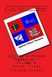Sybrina's Phrase Thesaurus - Volume 4: Earth Views
