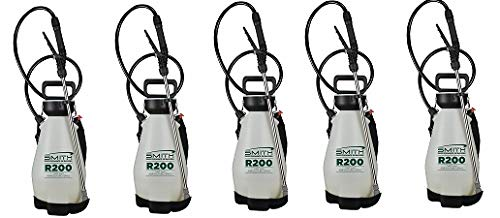 Smith Performance Sprayers R200 2-Gallon Compression Sprayer for Pros Applying Weed Killers, Insecticides, and Fertilizers 5