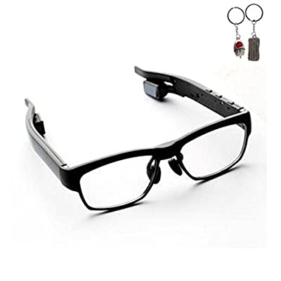 Seesii Bluetooth Wireless Bone Conduction Headset Headphone Myopia Glasses Handsfree Earphone for Smart Phone iphone 6 /6 PLUS Samsung HTC LG