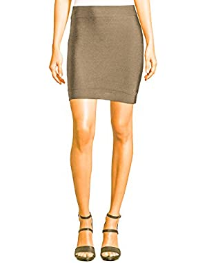 BCBGMAXAZRIA Cathy Power Skirt