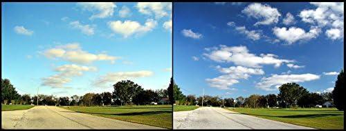 CPL Circular Polarizer Glare Shine Polarizing Filter for Nikon AF AF-S Micro-Nikkor 60mm f//2.8D f//2.8G ED Lens