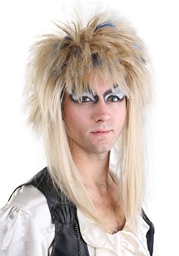 Fun Costumes Jareth Labyrinth Adult Wig