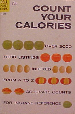 Count Your Calories (Dell Purse Book)