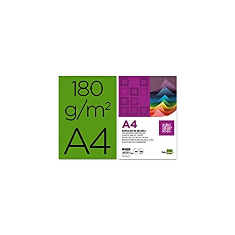 Amazon.com: liderpapel CT15 – Pack of 100 Card: Office Products