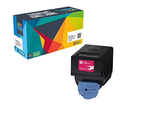 Do it Wiser Compatible Toner Cartridge Replacement for Canon GPR-23 ImageRunner C2880 C2550 C2550i C2880i C3080 C3080i C3380 C3380i C3480 C3480i C3580 C3580i Magenta