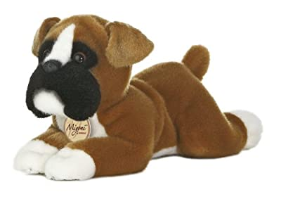 Aurora World Miyoni 11 Inches Boxer Stuffed Dog from Aurora World