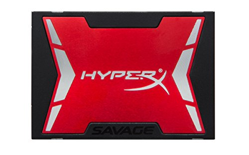 HyperX Savage SSD SHSS3B7A/240G - 240GB SATA 3 2.5 Bundle Kit