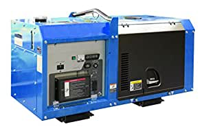 20 kW Portable Generator - DeepSea Controller - 120/240V 60 Hz - 3PH - Diesel - IP65