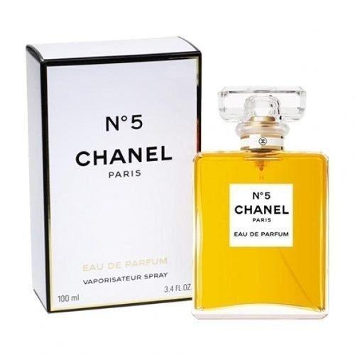 C h a n e l No. 5 Eau De Parfum Spray 3.4 oz/ 100 ml. by EDP