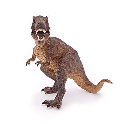 Papo The Dinosaur Figure, Tyrannosaurus: Toys & Games