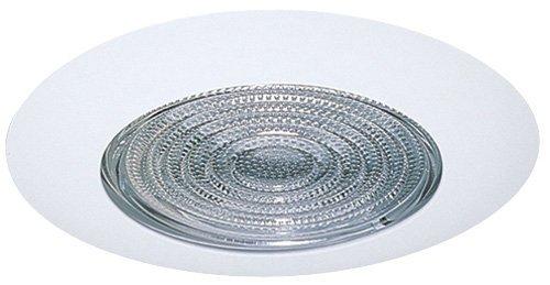 """Elco Lighting EL13SH 6"""" CFL Sloped Shower Trim with Fresnel Lens - EL13 (CFL ()"""