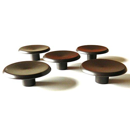 dark brown knobs - 6