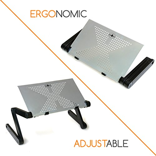 QuickLIFT Podium Portable Lectern Desktop Stand for Office / Conference with Adjustable Height for Reports / Books / PC ! Includes Stylus by MyDeal (Image #6)
